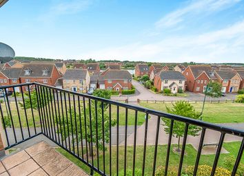 Thumbnail 1 bed penthouse for sale in St Katherines Mews, Hampton Hargate, Peterborough