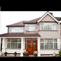 Thumbnail 4 bed semi-detached house for sale in Brookside Road, Hayes, Middlesex