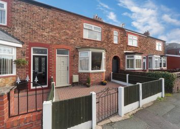 Thumbnail 2 bed terraced house for sale in Poachers Lane, Latchford, Warrington