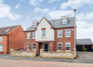 Thumbnail 6 bed detached house for sale in Mountain Ash Crescent, Edwalton