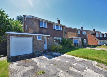 Thumbnail 4 bedroom detached house for sale in Oakley, Basingstoke