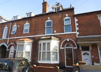 Thumbnail 4 bed terraced house for sale in Westbourne Street, Walsall