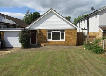 Thumbnail 2 bed bungalow to rent in Lavender Way, Hitchin