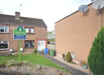 Thumbnail 2 bed terraced house for sale in Grierson Crescent, Cambusbarron, Stirling