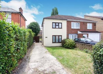 Thumbnail 2 bed semi-detached house for sale in Sholing, Southampton, Hampshire