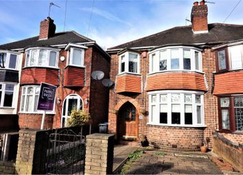 Thumbnail 3 bed semi-detached house for sale in The Broadway, West Bromwich