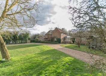 Thumbnail 3 bed detached house for sale in Guestwick Road, Foulsham, Dereham