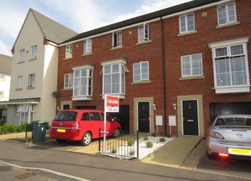 Thumbnail 4 bed town house for sale in Molyneux Square, Hampton Vale, Peterborough