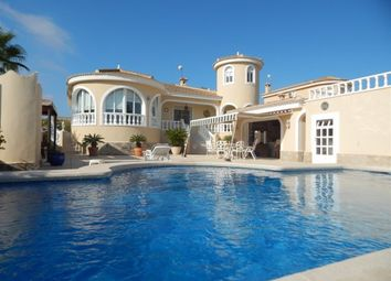 Thumbnail 3 bed detached house for sale in Stunning 3 Bedroom Villa, San Miguel De Salinas, Alicante, 03193