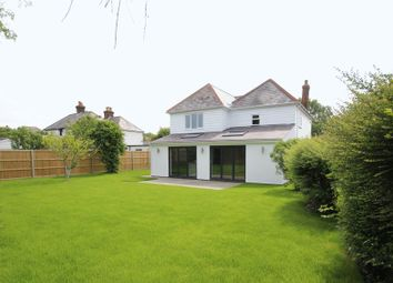 Thumbnail 4 bed detached house for sale in The Street, Bossingham, Canterbury