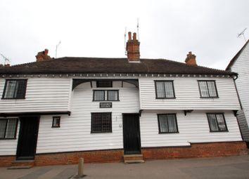 Thumbnail 2 bedroom cottage to rent in Elizabeth Cottages, High Street, Eynsford