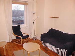 Thumbnail 1 bed flat to rent in Wheatfield Road, Gorgie, Edinburgh