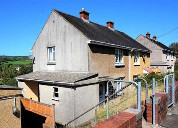 Thumbnail 2 bed semi-detached house for sale in Coedmawr, Ponthenri, Llanelli
