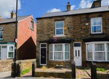 Thumbnail 2 bed terraced house to rent in Vicar Lane, Woodhouse, Sheffield