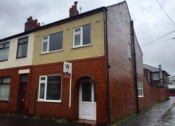 Thumbnail 3 bedroom end terrace house for sale in Colenso Road, Ashton, Preston