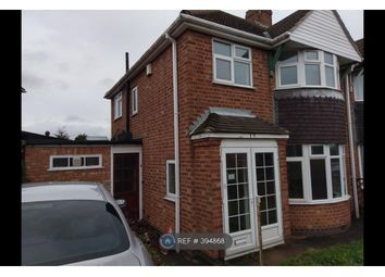 Thumbnail Room to rent in St. Marys Avenue, Braunstone, Leicester