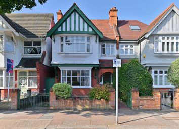 Thumbnail 5 bed terraced house for sale in Glebe Road, Barnes