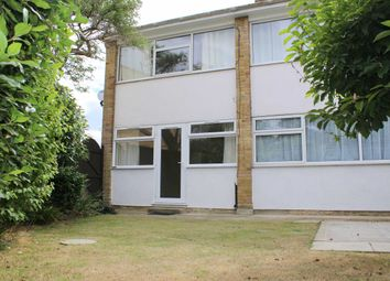 Thumbnail 2 bed maisonette to rent in Old Orchard, Byfleet, West Byfleet