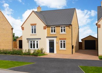"""Thumbnail 4 bedroom detached house for sale in """"Holden"""" at Southern Cross, Wixams, Bedford"""