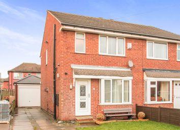 Thumbnail 3 bedroom semi-detached house for sale in Pentland Way, Morley, Leeds