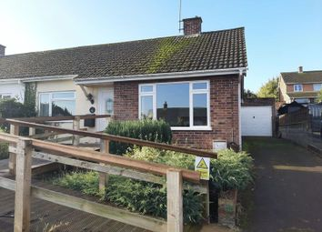 Thumbnail 2 bed semi-detached bungalow for sale in King Cerdic Close, Chard