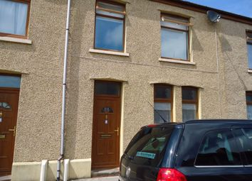 Thumbnail 3 bed town house to rent in Glyn Street, Port Talbot, West Glamorgan