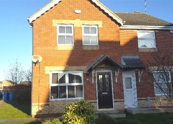 Thumbnail 3 bed semi-detached house for sale in Charnwood Close, Kingswood