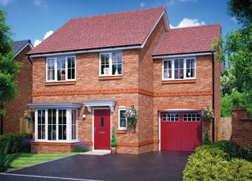 Thumbnail 4 bed detached house for sale in Barrowby Road, Grantham, Lincolnshire