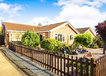 Thumbnail 3 bedroom detached bungalow for sale in The Shires, March
