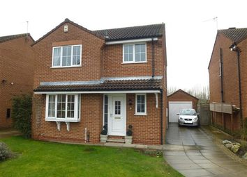 Thumbnail 3 bedroom detached house for sale in Rishworth Grove, Clifton Moor, York