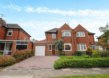 Thumbnail 3 bedroom semi-detached house to rent in Irwin Avenue, York