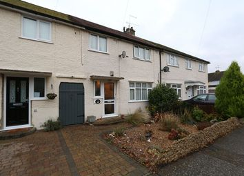 Thumbnail 3 bed terraced house for sale in Aubrey Avenue, London Colney, St. Albans, Hertfordshire