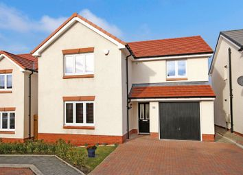 Thumbnail 4 bed detached house for sale in Cannon Street, Winchburgh, Broxburn