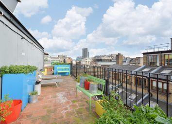Thumbnail 3 bed flat to rent in New Inn Street, London