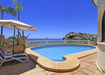 Thumbnail 4 bed villa for sale in Moraira, Alicante, 03724, Spain, Benitachell, Alicante, Valencia, Spain