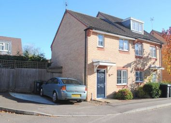 Thumbnail Semi-detached house for sale in Jubilee Gardens, Rushden
