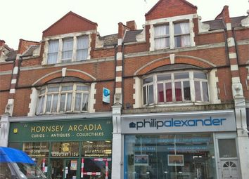 1 bed flat to rent in High Street, Hornsey N8