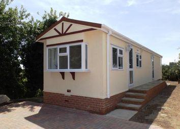 Thumbnail 2 bedroom mobile/park home for sale in Cottenham, Cambridge, Cambridgeshire
