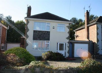 Thumbnail 3 bed detached house for sale in Woodbank Road, Groby, Leicester