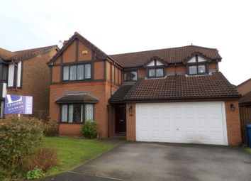 Thumbnail 4 bed detached house to rent in Brockhole Close, West Bridgford, Nottingham