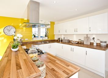 "Thumbnail 5 bed property for sale in ""The Winchester"" at Barrosa Way, Whitehouse, Milton Keynes"