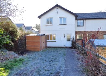 Thumbnail 2 bedroom semi-detached house to rent in Glan Seilo, Penrhyncoch