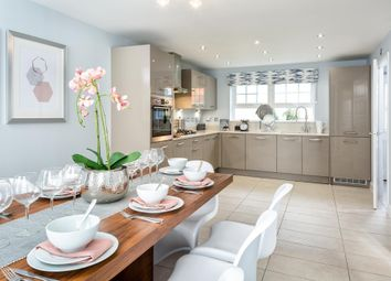 "Thumbnail 4 bedroom detached house for sale in ""Thornbury"" at Godwell Lane, Ivybridge"