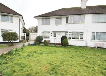 Thumbnail 2 bed flat for sale in Shirley Close, Worthing, West Sussex