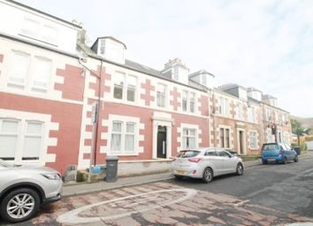 Thumbnail 1 bed flat for sale in 105, Nelson Street, Largs KA309Jf