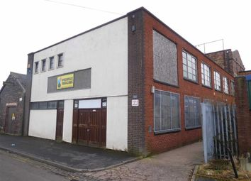 Thumbnail Light industrial for sale in Hampton Street, Stoke-On-Trent, Staffordshire