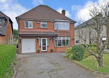 Thumbnail 5 bed detached house for sale in Hulbert Road, Havant, Hampshire