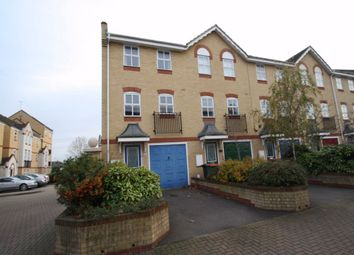 Thumbnail 3 bedroom end terrace house to rent in Beckton E6, Beckton, London