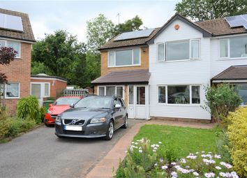 Thumbnail 5 bed semi-detached house for sale in Pear Tree Grove, Shirley, Solihull