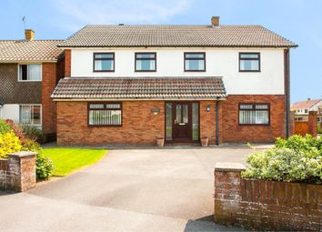 Thumbnail 4 bedroom detached house for sale in The Whimbrels, Rest Bay, Porthcawl